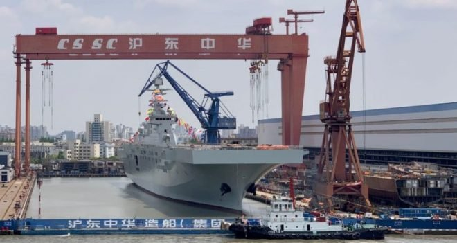 Report to Congress on Chinese Naval Modernization
