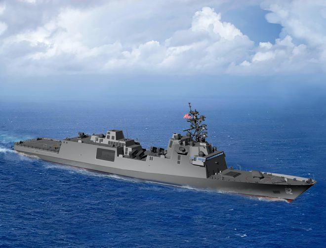 Navy Receives No Protests Over FFG(X) Frigate Award to Fincantieri; Detail Design Process Begins