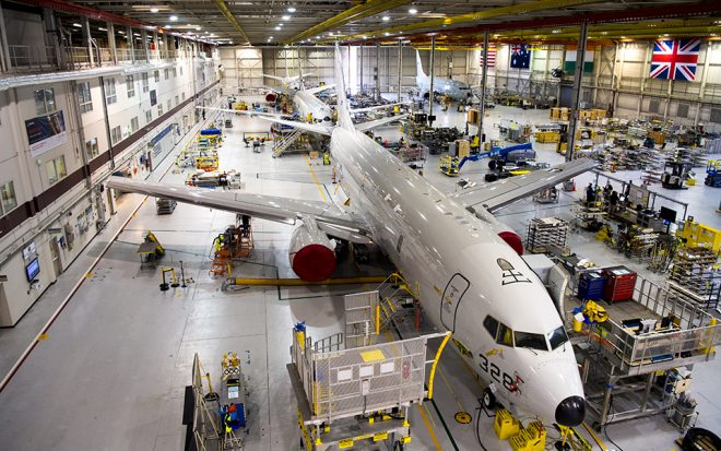 In Role Reversal, Boeing's Defense Programs Prop Up Commercial Business