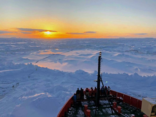 Report to Congress on Changes in the Arctic