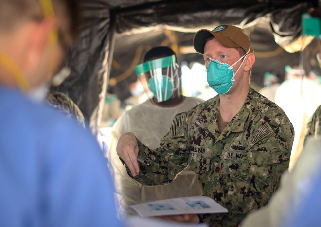 SWO Boss: 'Insidious' COVID-19 Spread on USS Kidd Shows Evolution of Navy Response to Pandemic