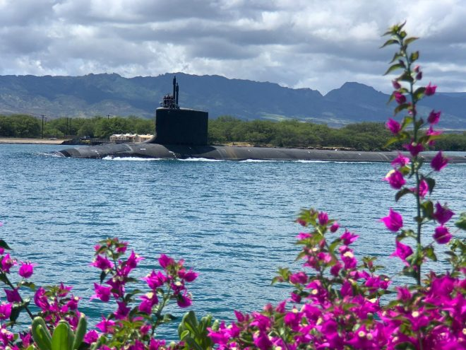 NAVSEA Says Attack Sub Repairs Much Improved as USS Boise Enters Yard Following 4-Year Wait