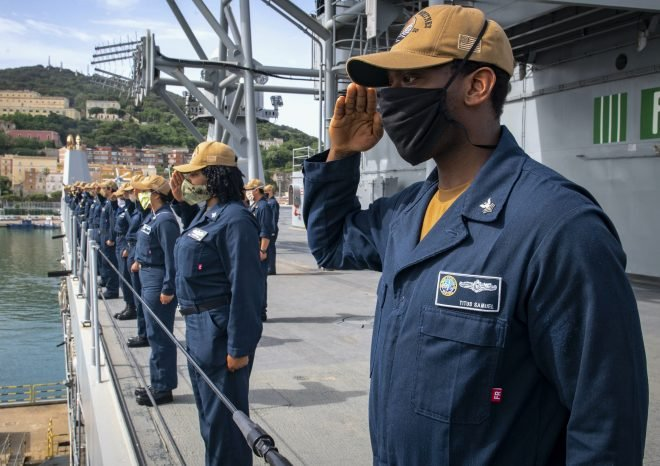 Nowell: Navy Wants Diverse Recruits In All Career Fields to Lead to More Diverse Leadership