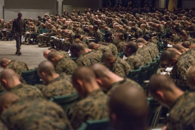Marines Issue New Doctrine Prioritizing Learning