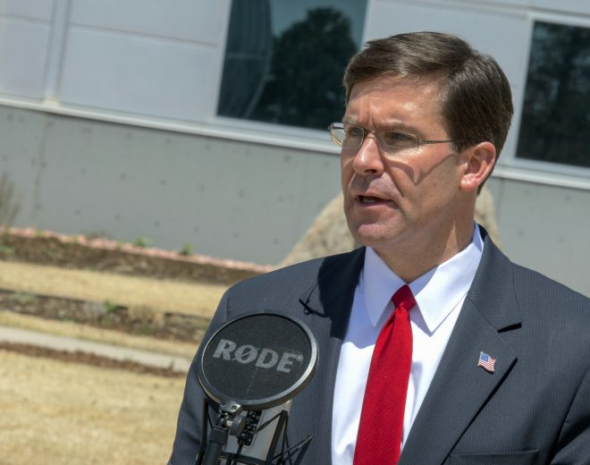 SECDEF Esper Lifts DoD Stop Movement Order, Replaces With Conditions-Based Guidance