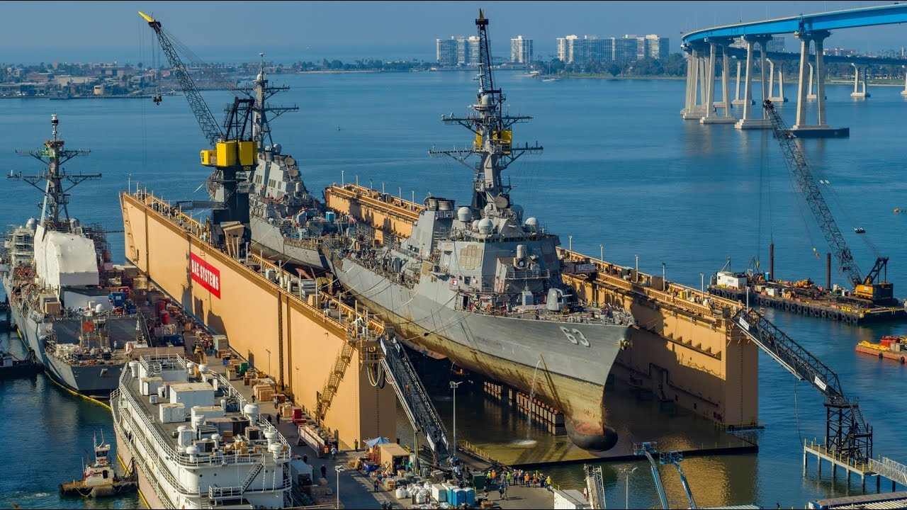 GAO: Navy Seeing Improvements in Surface Ship Maintenance Costs, But Schedule is Still An Issue