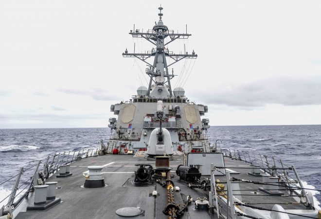 USS John McCain Back to Operations Almost 3 Years After Fatal Collision
