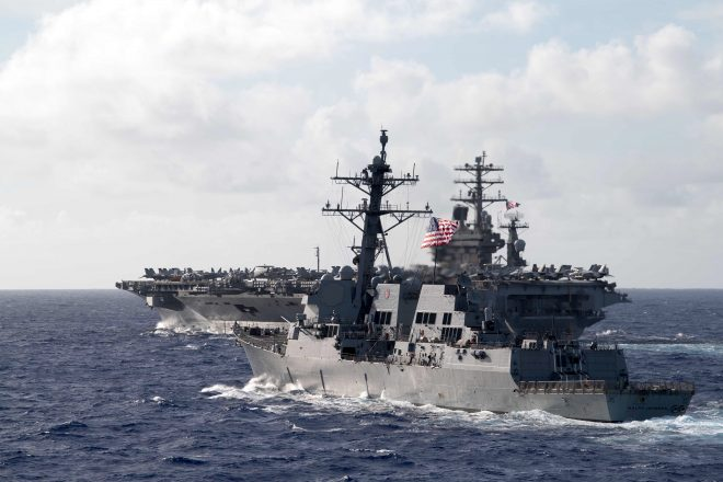 Report to Congress on Navy Force Structure