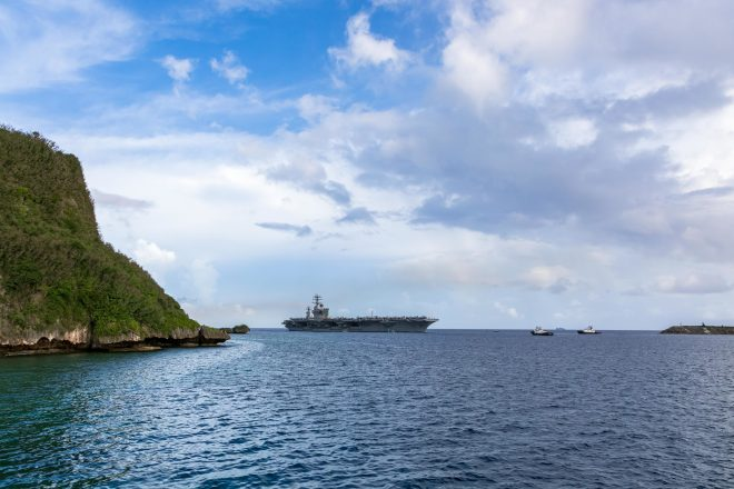 Biden Administration Should Make Guam's Defense Center of Indo-Pacific Strategy, Expert Says