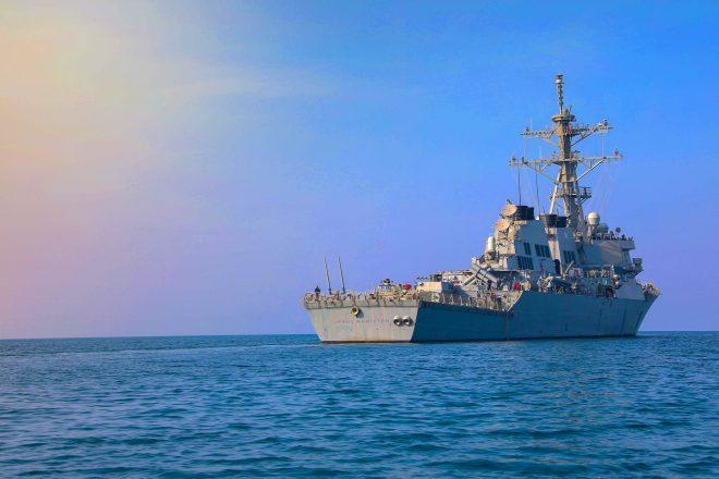 Report to Congress on U.S. Navy Destroyer Programs