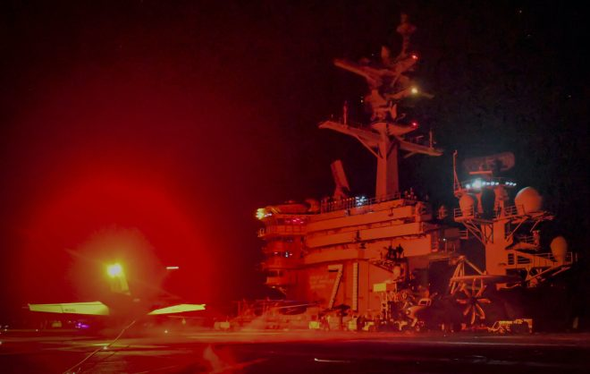 Complete Command Probe into USS Theodore Roosevelt COVID-19 Outbreak
