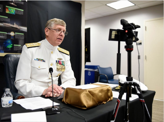 Navy Decouples Research Chief and N94 Positions