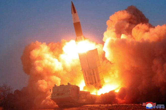 Report on North Korea's Nuclear Weapons, Missile Programs