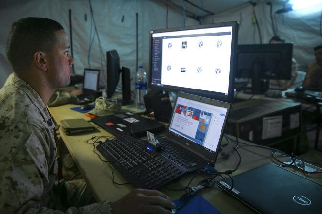 Pandemic Forcing Pentagon to Learn Tough Cybersecurity Lessons