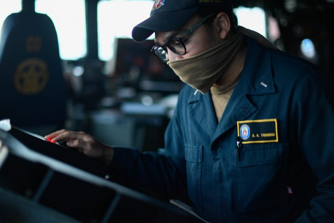 U.S. Destroyer Conducts Second Freedom of Navigation Operation off Venezuela in a Month