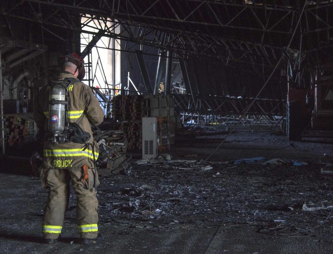 Navy Charges Sailor with Arson, Hazarding a Vessel in 2020 Bonhomme Richard Fire