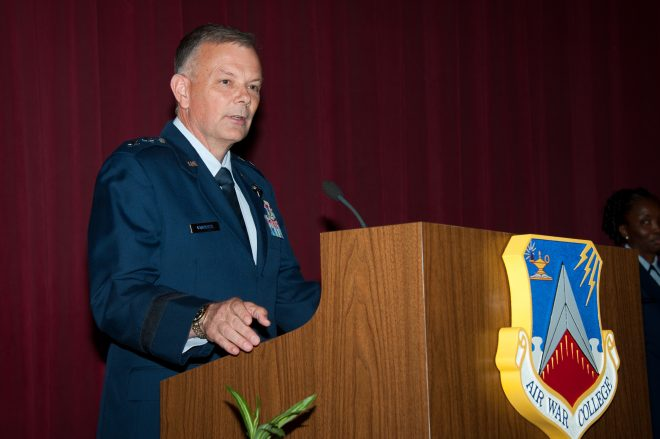 Air Force Gen. VanHerck Nominated to Serve as Next NORTHCOM/NORAD Commander