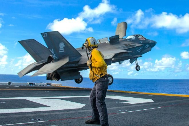 State Department Approves $23B Japanese F-35 Fighter Deal