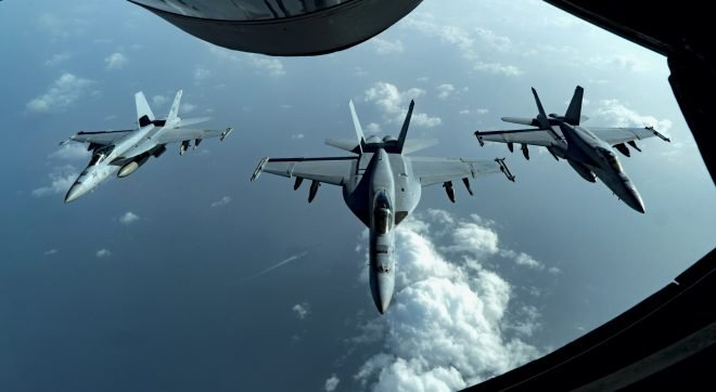 HASC Chairman's Mark Adds 12 Navy Super Hornets, Preserves Navy Nuclear Cruise Missile Funds