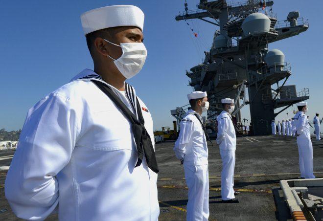 Top Stories 2020: U.S. Navy Operations