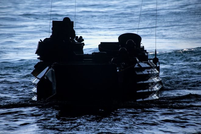 Marine Dead, 8 Missing Following AAV Incident Off California