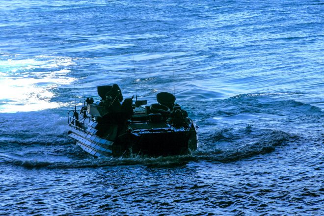8 Missing After AAV Sinking Presumed Dead as Search Off California Ends