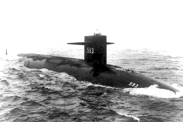 Navy Releases First Tranche of USS Thresher Documents