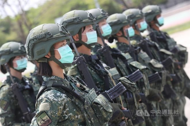 Taiwan Retooling Defenses to Counter a 'Belligerent' China