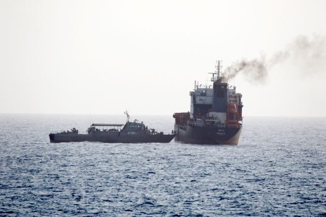 Iranians Raided Tanker Off UAE Searching for 1M Barrels of Petroleum Seized by U.S.; DOJ: 'They Were Looking For Their Gas'