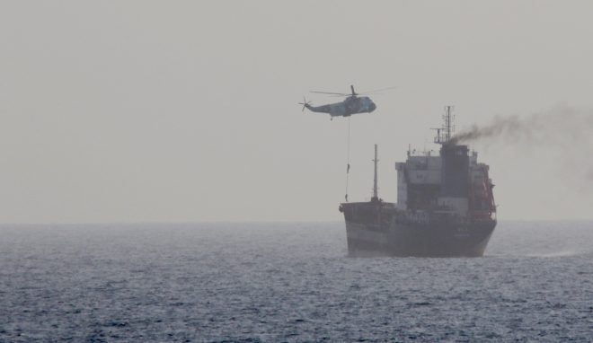 VIDEO: Iranian Forces Briefly Seize Tanker in Gulf of Oman