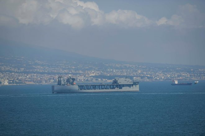 USS Hershel 'Woody' Williams In Eastern Mediterranean for Training as Greece-Turkey Tensions Continue