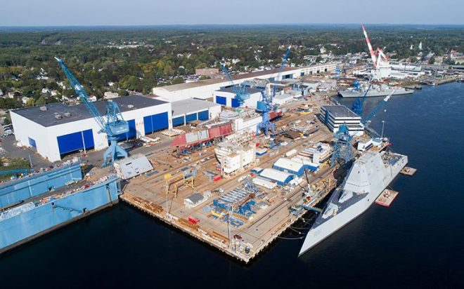 Bath Iron Works Strikers, Shipyard Reach Tentative Deal