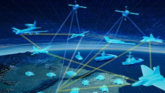 Report to Congress on Pentagon's Joint All Domain Command and Control Plan
