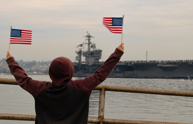 Survey: Navy's Recent Woes Aren't Affecting American Opinion of Service