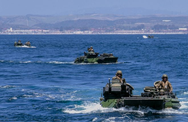 Marines Identify 9 Killed in AAV Sinking Off California, 2 Marines Still Hospitalized