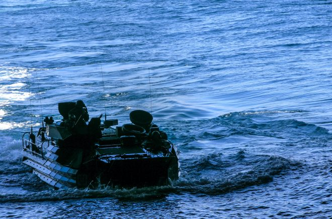 Sailor, Marines' Remains and Sunken AAV Recovered Off San Clemente Island