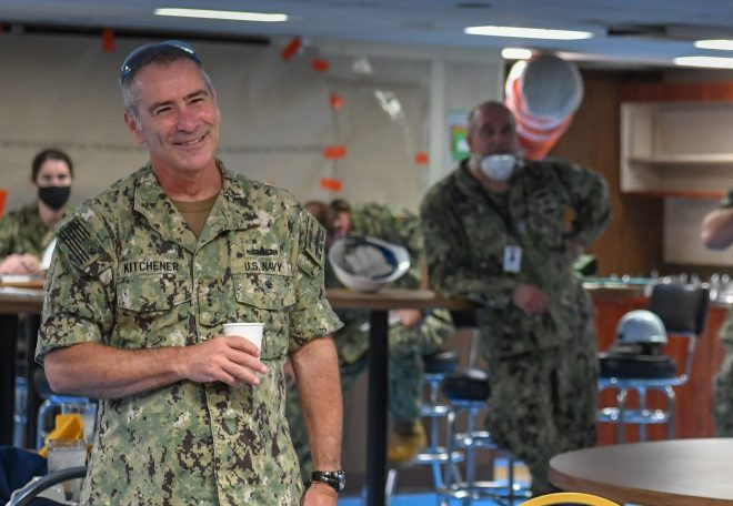 New SWO Boss Eyeing Advanced Warfighting Training, Mainstreaming LCS