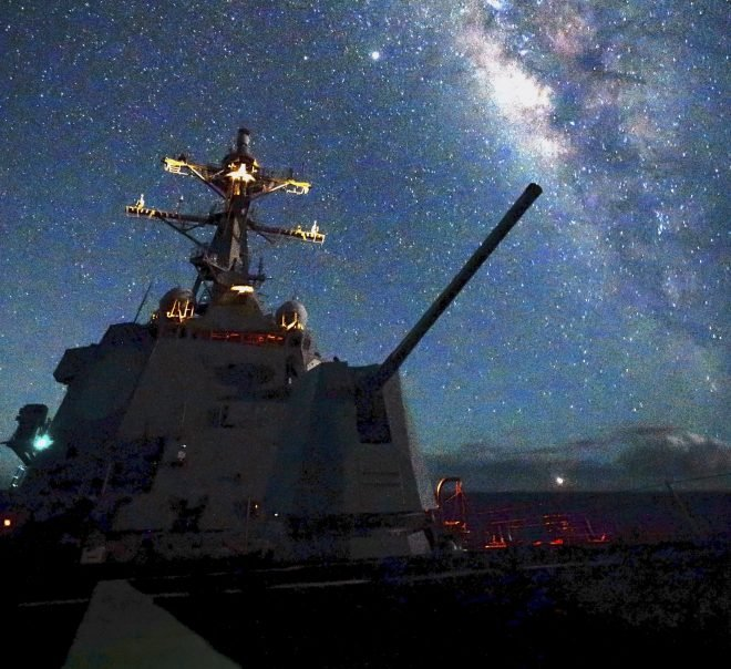 No Russian or Chinese Presence at First Week of RIMPAC