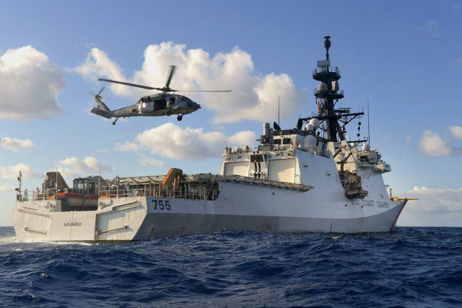 GAO Report on Coast Guard Defense Missions