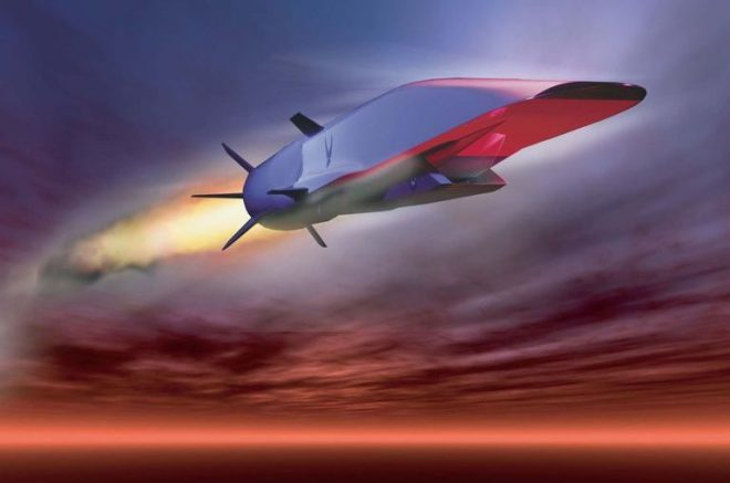 Report on U.S. Hypersonic Weapon Development