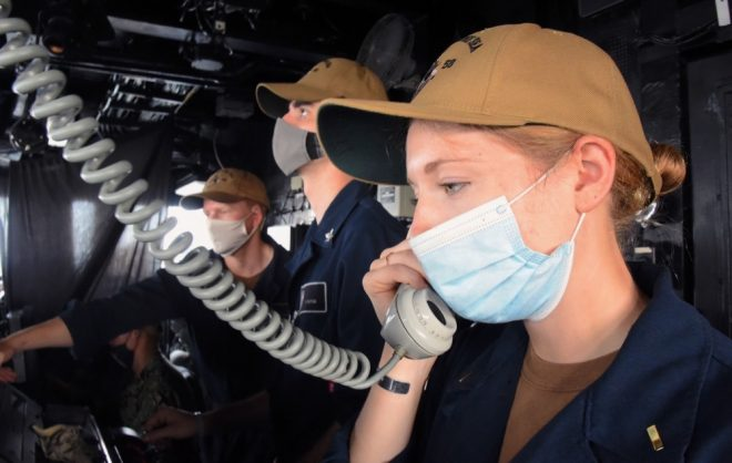 GAO: Navy Struggling to Retain Surface Warfare Officers; SWOs Want More Training, Specialization