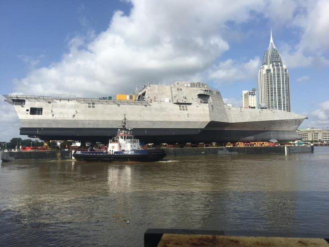 Austal Expanding Yard In Alabama as It Eyes New Unmanned, Amphibious Shipbuilding Programs