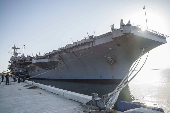 U.S. Carriers Resume Port Visits to Oman After 7-Month Gap