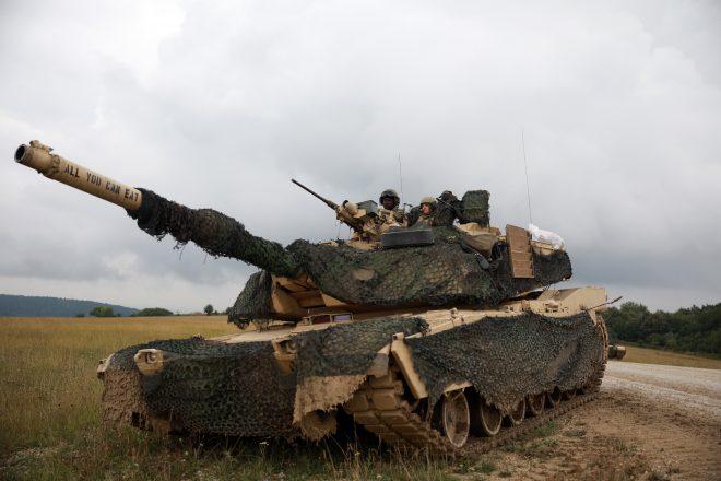 House Panel Skeptical of U.S. Troop Shuffle in Europe