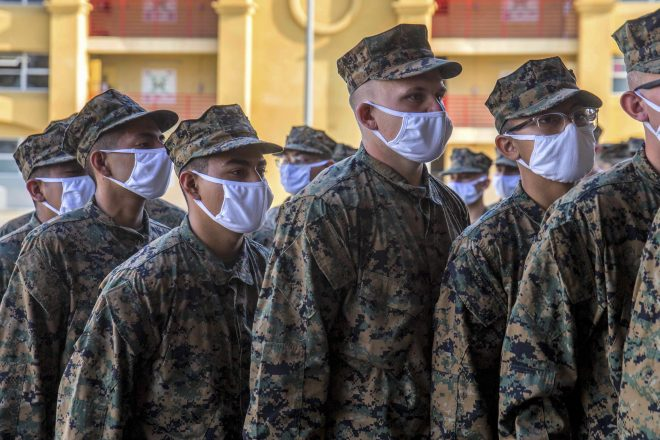 TECOM: Modernizing Training, Education Will Be a Focus for Marines In FY 2022