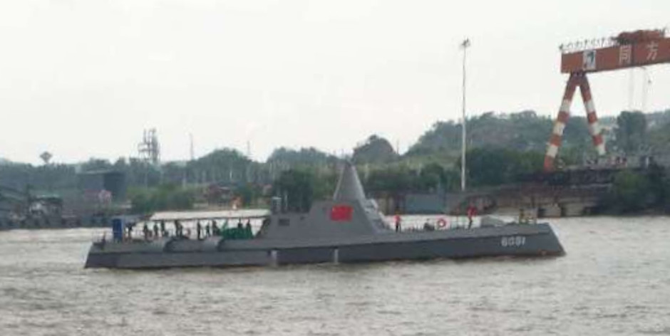 Chinese Navy Crafts Unmanned Sea Hunter Knock-off - USNI News
