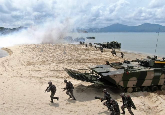 Despite Military Improvements, Chinese Invasion of Taiwan Still 'Highly Risky' Says Former Pentagon Official