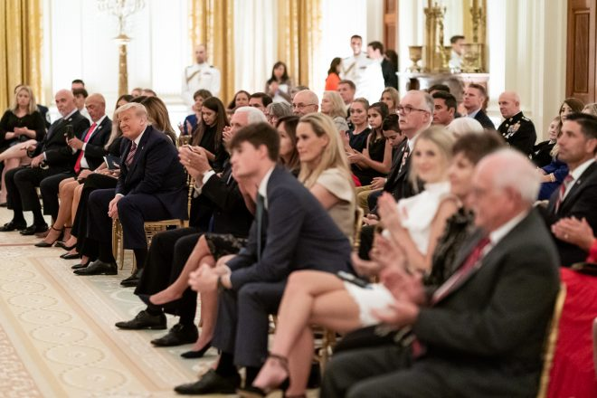 Marine Commandant Berger Tested Negative for COVID-19 After White House Event