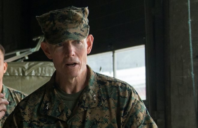 Commander of Marines in Europe Removed Amid Investigation into Use of Racial Slur