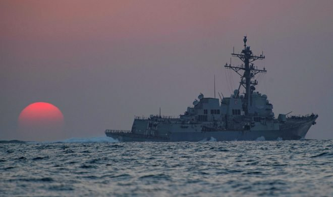 Panel: U.S. Must Embrace 'Power of Naval Diplomacy'